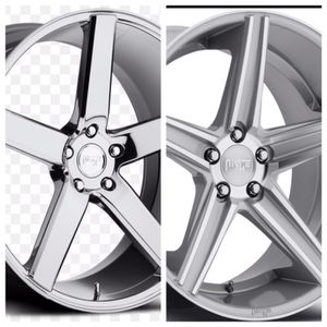 "Niche 20""Wheels fit 5x120 5x114 5x100 ( only 50 down payment/ no CREDIT CHECK) for Sale in Baltimore, MD"