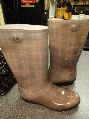 WOMENS UGG RAIN BOOTS SIZE 10 30 BUCKS OBO for Sale in Greensboro, NC