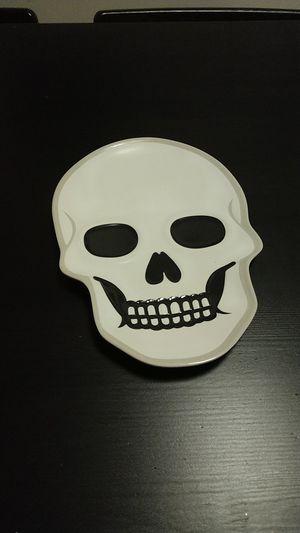 Skull Plate for Sale in Arlington, VA