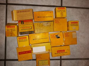 Old film slides, and movies for Sale in Longview, TX