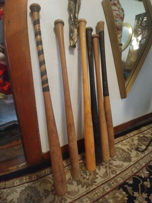 Old baseball bats for Sale in Gibsonia, PA