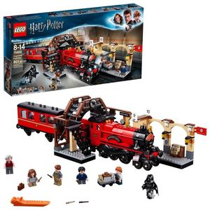 Brand New LEGO Harry Potter Hogwarts Express Train Set with Harry Potter Minifigures and Toy Bridge 75955 (SHIPS IN 24 HOURS) for Sale in Lincoln, NE