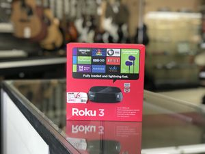 ROKU 3 for Sale in Phoenix, AZ