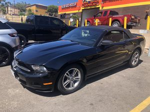 2010 Black Convertible Mustang for Sale in San Diego, CA