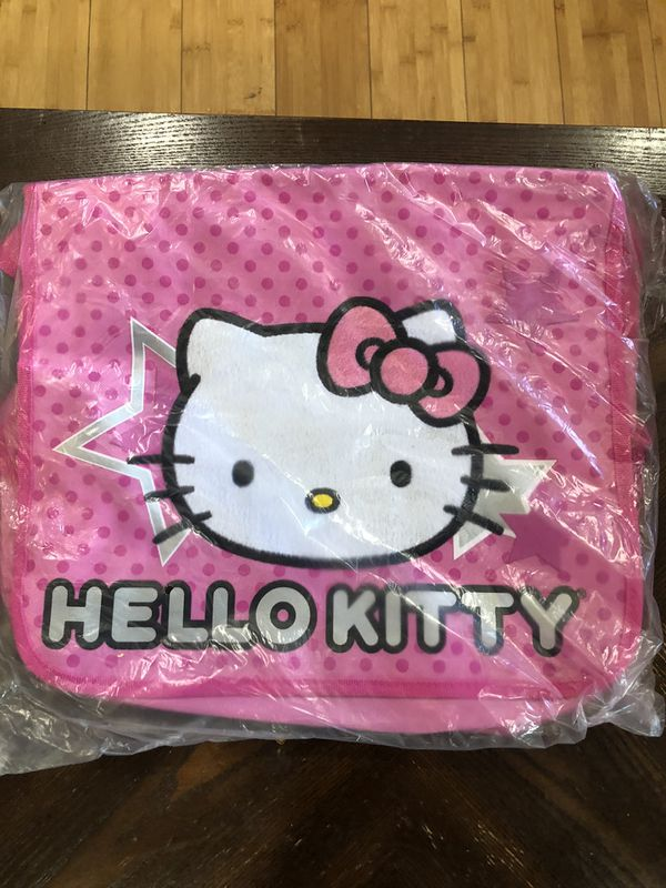 Brand New Hello Kitty Bag With Tags