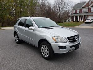 2007 Mercedes Benz ML350 4MATIC for Sale in Garrison, MD