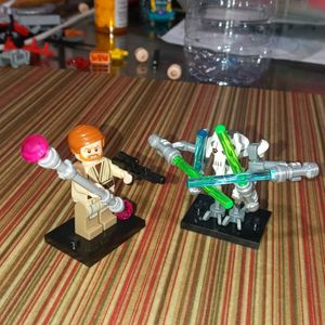LEGO StarWars G. Grievous/Obi-One Minifigures for Sale in Lakewood, CA