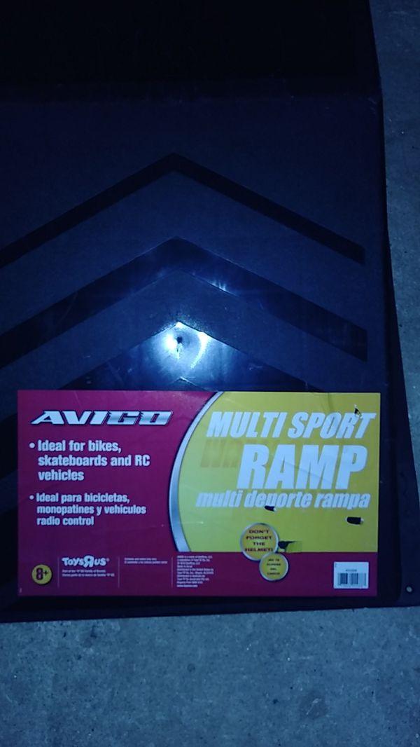 Multisport ramp multi deporte rampa avigo