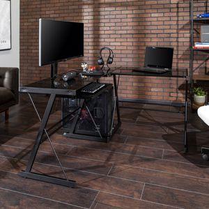 L shaped office desk for Sale in Richmond, VA