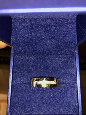 Mens wedding ring for Sale in Murfreesboro, TN