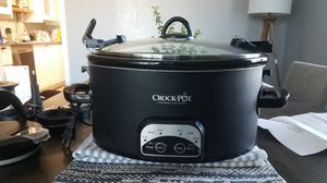 6-qt capacity Crock Pot for Sale in Denver, CO