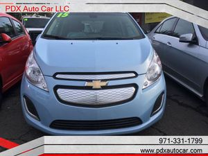 2015 Chevy Spark electric car, low mile for Sale in Hillsboro, OR