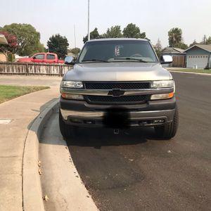 2002 Chevrolet Silverado 2500 HD for Sale in Oakdale, CA