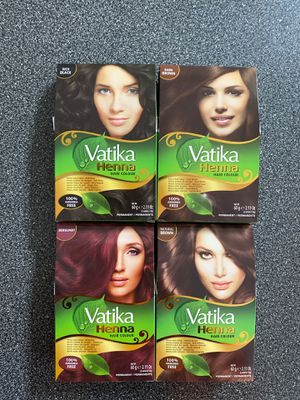 Vatika Henna Hair Color In 30minutes! for Sale in San Gabriel, CA