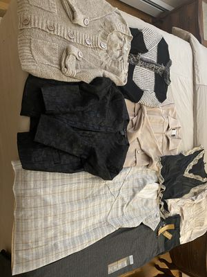 Lot 9 pc women size M clothes for Sale in North Massapequa, NY