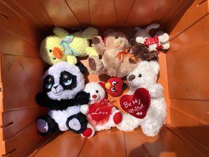 Stuffed animals for Sale in Hayward, CA