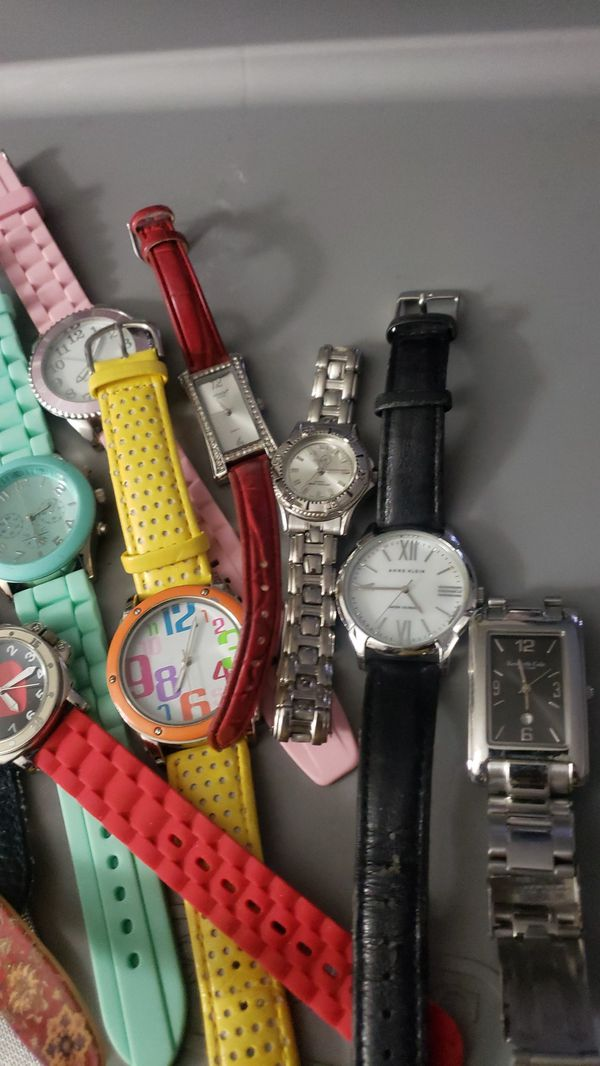 11 watches