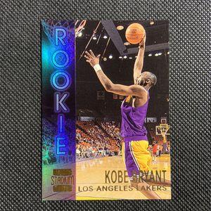 Kobe Bryant 1996-97 Topps Stadium Club Rookies Series 2 #R9 RC MAMBA Los Angeles Lakers HOF🔥🔥🔥 for Sale in La Mesa, CA