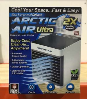 Arctic Air Ultra Evaporative Air Cooler Fan Cools Humidifies 18009 for Sale in Miami, FL