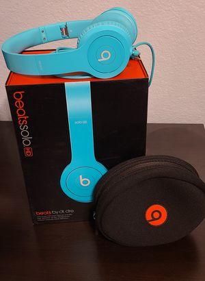 Beats Solo HD (Wired) for Sale in Turlock, CA