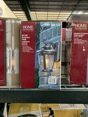 1-Light Bronze Outdoor Wall Lantern Sconce for Sale in Phoenix, AZ