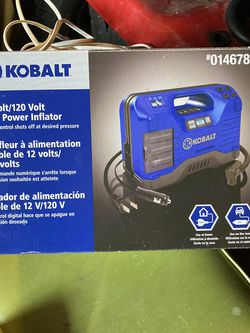 12 Volt Dual Power Inflator for Sale in Tacoma,  WA