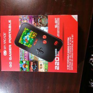 My Arcade Go Gamer Portable for Sale in Oklahoma City, OK