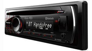 Pioneer DEH-P6200BT CD Player/USB/ Bluetooth Car stereo for Sale in Union City, CA