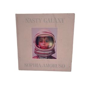 Nasty Galaxy by Sophia Amoruso (2016, Hardcover) book Authentic Size / Category: hard cover book Color: pink Details: big book, good condition for Sale in Lodi, CA