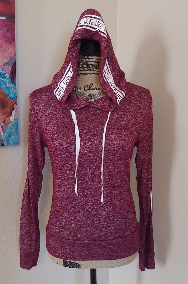 Hoodie sweater size small