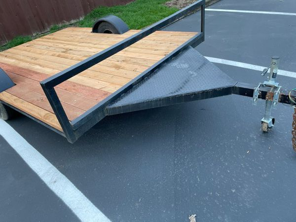 Utility Trailer 7ft 3in. Wide 10ft Long deck