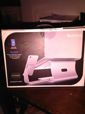 Bestand MacBook iPhone dual stand for Sale in Los Angeles, CA