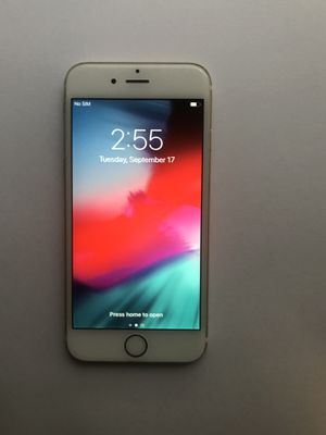 iPhone 6 unlocked for Sale in Kent, WA