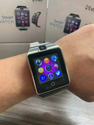New smart camera watch camera phone web talk and text wrist watch bluetooth or sim card for Sale in Pico Rivera, CA