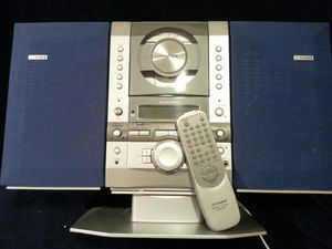 Stereo Player with cd and remote for Sale in West Bridgewater, MA