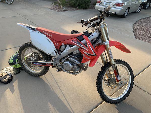 Honda 2009 crf450r $3500