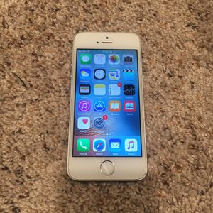 Apple iPhone 5S iCloud Locked for Sale in Wake Forest, NC