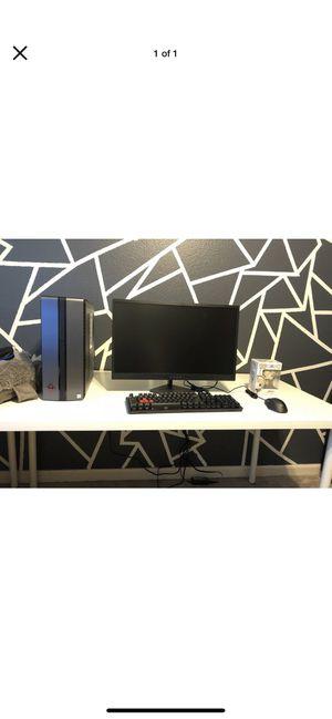 Gaming pc set up for Sale in Denver, CO