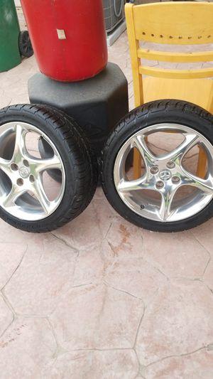2 tires 205/45 ZR 16 for Sale in Corona, CA