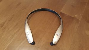 Wireless headset (LG Tone Infinim HBS-900) for Sale in Seattle, WA
