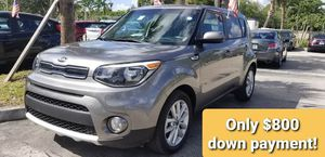 2019 Kia Soul for Sale in Plantation, FL