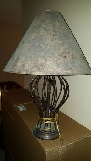Lamp works fine for Sale in Bolingbrook, IL