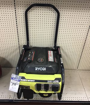Ryobi generator for Sale in Douglasville, GA