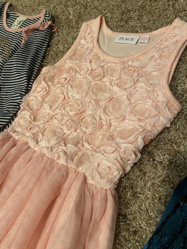 Girls dresses size S (6)