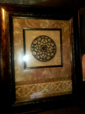 2 gorgeous picture frames like new $35 for Sale in Phoenix, AZ