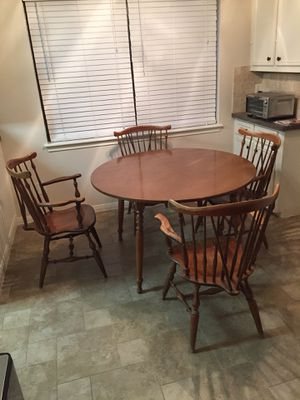 Kitchen Table and Chairs for Sale in Spring, TX