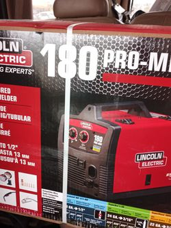 Lincoln 180 Pro Mig Welder for Sale in Portland,  OR