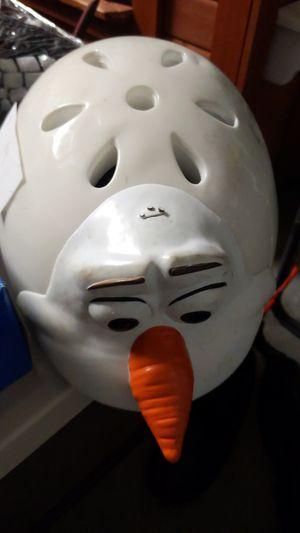 Olaf helmet for Sale in Ruskin, FL