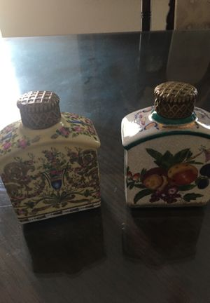hand painted antique bottles for Sale in Hialeah, FL