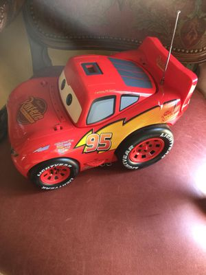 Disney cars CD/FM/AM player for Sale in Delray Beach, FL